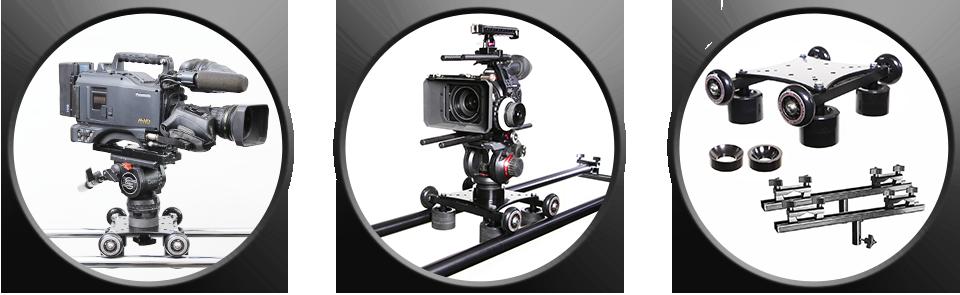 RailDolly Camera Dolly System