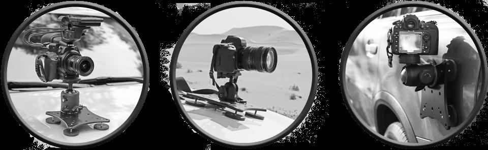 RigMount X Magnetic Camera Mount