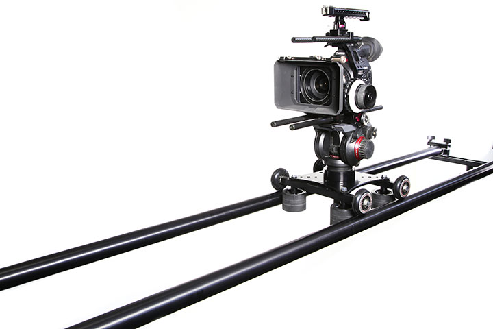 Portarail Collapsible Camera Slider Rail Super Strong And