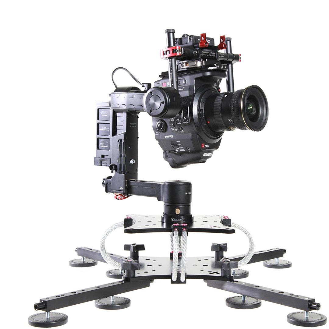 Vibration Isolator For Cinema Camera