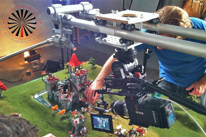 camera slider for red epic scarlet camera