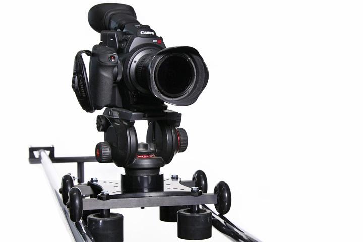 professional camera slider for large camera